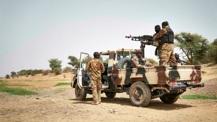 50 قتيلا جراء غارات شنها مسلحون متطرفون على قرى وسط مالي