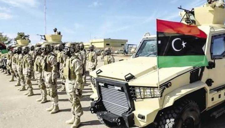 حفتر: الجيش الليبي لن يخضع لأي سلطة