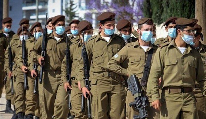 جيش الاحتلال يفرض قيودًا على جنوده بشأن فيروس كورونا