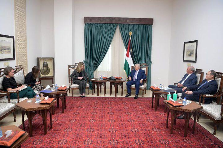 الرئيس يستقبل القنصل العام البريطاني الجديد