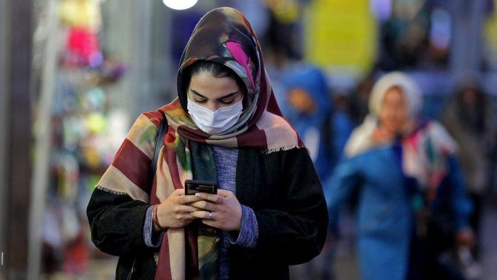 تسجيل أكثر من 40 ألف إصابة و588 وفاة جديدة بكورونا في إيران