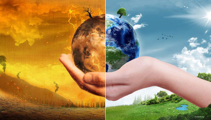 لجنة المناخ: العالم قريب بشكل خطير من ارتفاع درجات الحرارة الجامح