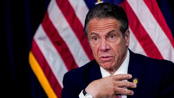 حاكم نيويورك يعلن استقالته من منصبه بتهمة التحرش بـ11 امرأة