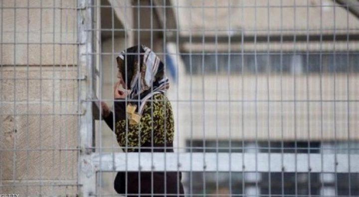 هيئة الأسرى: 39 أسيرة في سجن الدامون يعانين ظروفًا صعبة