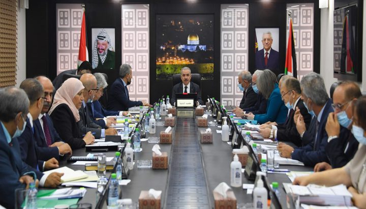 الحكومة تقرر حل المجلس البلدي في مدينة نابلس