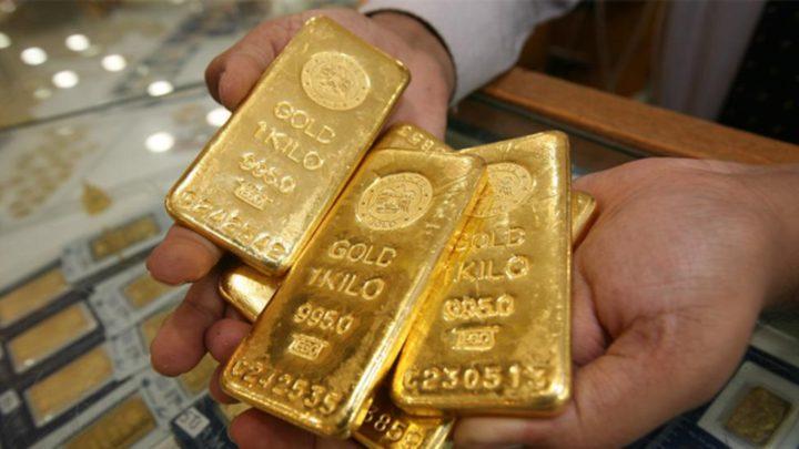 أسعار الذهب في المنطقة الخضراء بعد خسائر مريرة
