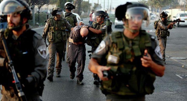 الاحتلال يعتقل شابا من حي الشيخ جراح