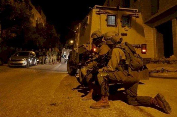 إصابات بالاختناق في مواجهات مع الاحتلال في جبع