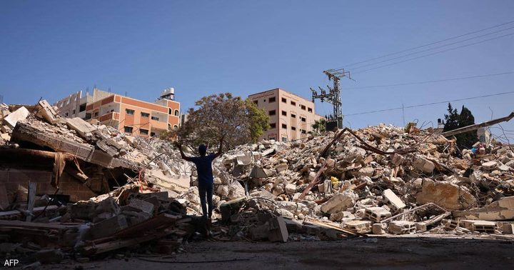 فرنسا تدعم الأسر الفلسطينية المتضررة في غزة