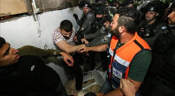 الاحتلال يستدعي مقدسيين طالبوابالإفراج عن أحد سكان الشيخ جراح
