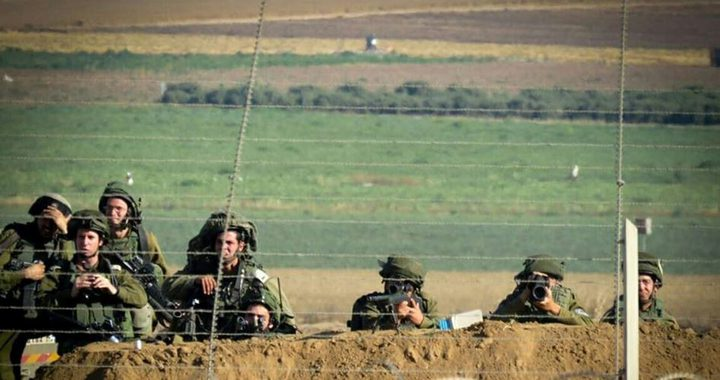 الاحتلال يطلق النار على المزارعين شرق خان يونس