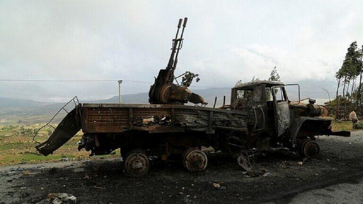 فرنسا تعلق تعاونها العسكري مع إثيوبيا