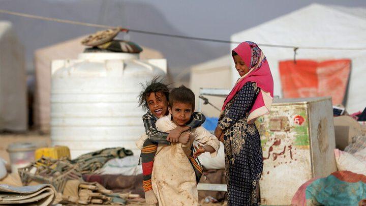 الأمم المتحدة: 11.3 مليون طفل يمني بحاجة للمساعدات الإنسانية