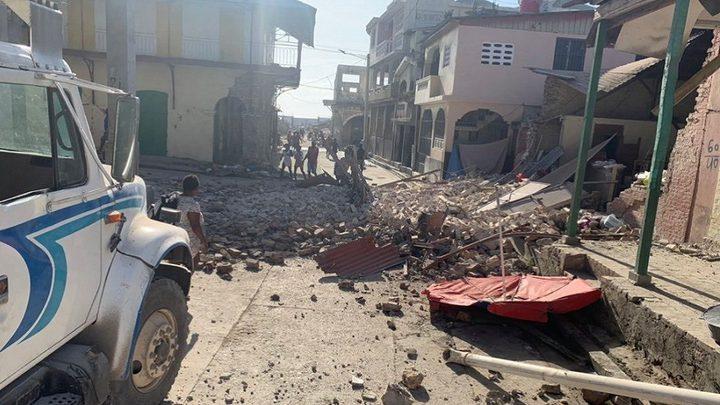 قتلي ودمار هائل في زلزال هايتي