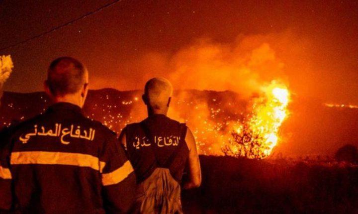 عشرات القتلى والجرحى جراء انفجار صهريج وقود في عكار بشمال لبنان