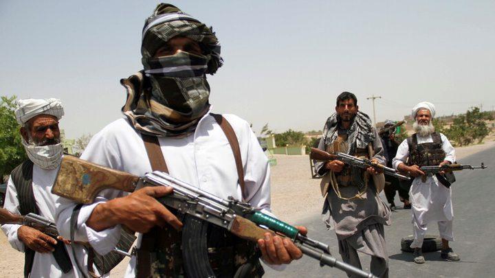 """عناصر حركة """"طالبان"""" يدخلون القصر الرئاسي في كابل"""