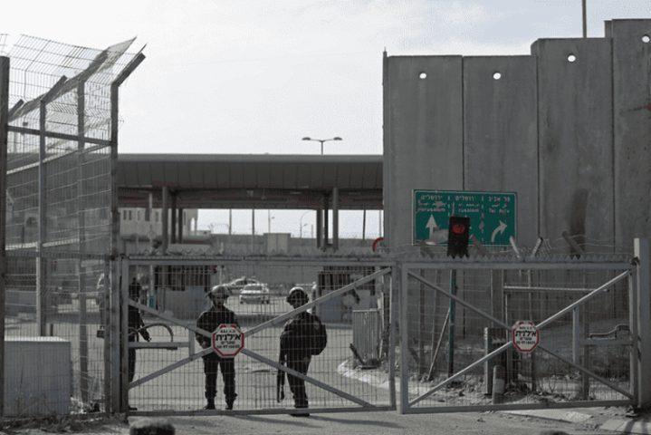 قرى شرق القدس تقدم التماسا ضد النفق الاستيطاني أسفل حاجز قلنديا