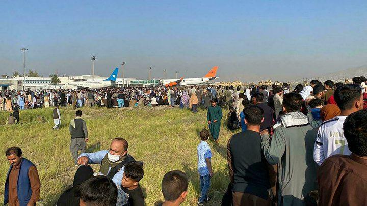 """""""أسوشيتد برس"""": مقتل 7 أشخاص في مطار كابل"""