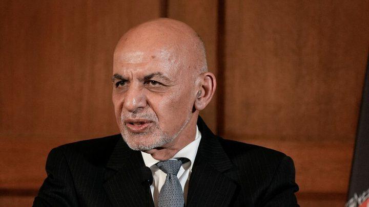 الرئيس الأفغاني يستقر في سلطنة عمان