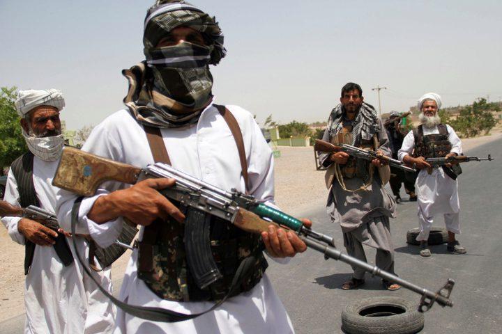 طالبان تبدأ بسحب الأسلحة من السكان في أفغانستان