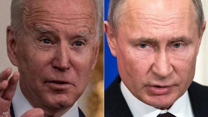 روسيا تشكك في تصريحات بايدن حول تحقيق الأهداف في أفغانستان