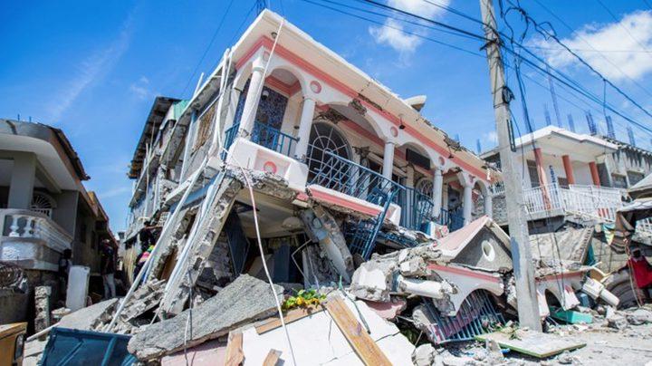 ارتفاع حصيلة ضحايا زلزال هايتي إلى 1419 قتيلا