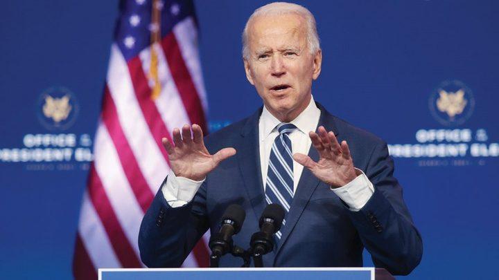 بايدن: مهمة واشنطن في أفغانستان لم تكن أبدا بناء دولة