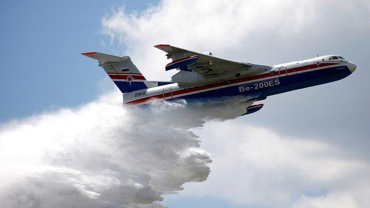 الجزائر: قررنا شراء 4طائرات إطفاء برمائية للمساعدة بإطفاء الحرائق