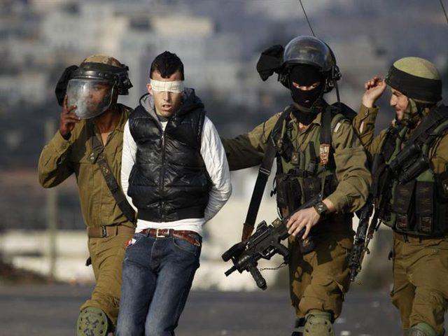 الاحتلال يعتقل فتى شمال شرق جنين