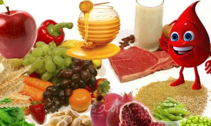 أطعمة تساعد على محاربة الأنيميا