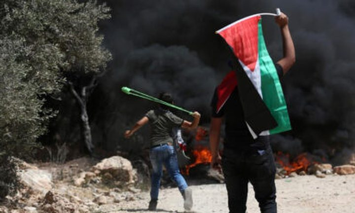 إصابتان برصاص الاحتلال المطاطي خلال مواجهات في بيتا
