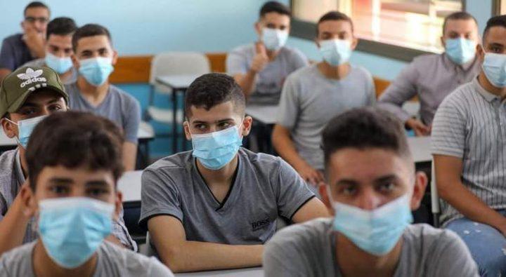 بدء تطعيم طلاب المدارس في بيت لحم