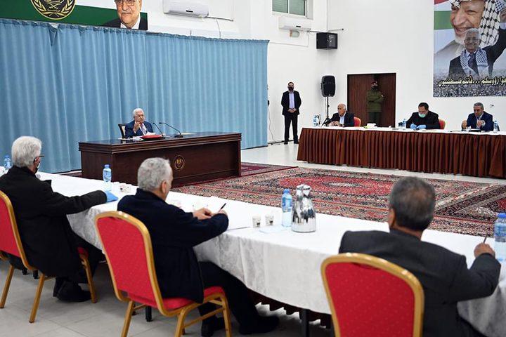 الرئيس عباس يترأس اجتماعا لمركزية فتح الأحد المقبل