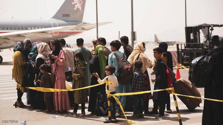 الناتو: إجلاء أكثر من 18 ألفا من مطار كابل