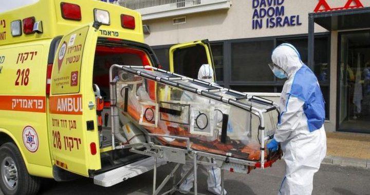 صحة الاحتلال : أكثر من 7600 إصابة جديدة بكورونا