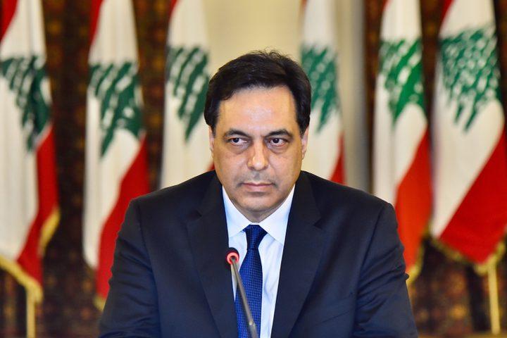رئيس حكومة تصريف الأعمال اللبنانية يطالب بتقديم شكوى ضد أسرائيل