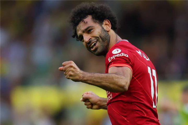 نادي ليفربول يبدأ مفاوضات التجديد مع االاعب محمد صلاح