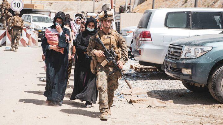 البنتاغون: إجلاء 17 ألف شخص من أفغانستان