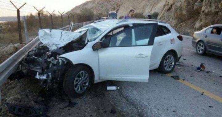 مصرع مواطن جراء حادث سير ذاتي في طوباس