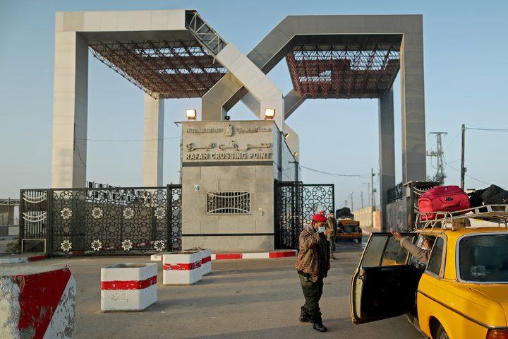 داخلية غزة:مصر أبلغتنا بإغلاق معبر رفح غداً بكلا الإتجاهين