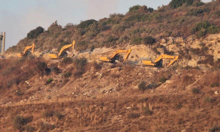 سلطات الاحتلال تهدم منازل ومنشآت قيد الإنشاء في أم الفحم