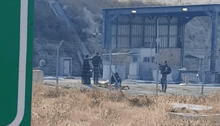 """إصابة شاب برصاص الاحتلال على حاجز """"الكونتينر"""" شمال بيت لحم"""