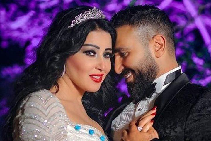 سمية الخشاب تعلق على صورة مثيرة للجدل بعد زواج أحمد سعد