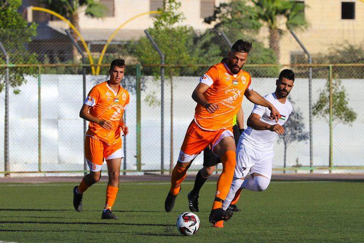 المكبر يتغلب على إسلامي قلقيلية ضمن بطولة كأس أبو عمار