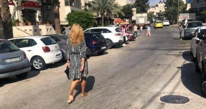 الشرطة: فتاة رام الله الشقراء تعاني من اضطرابات نفسية حادة