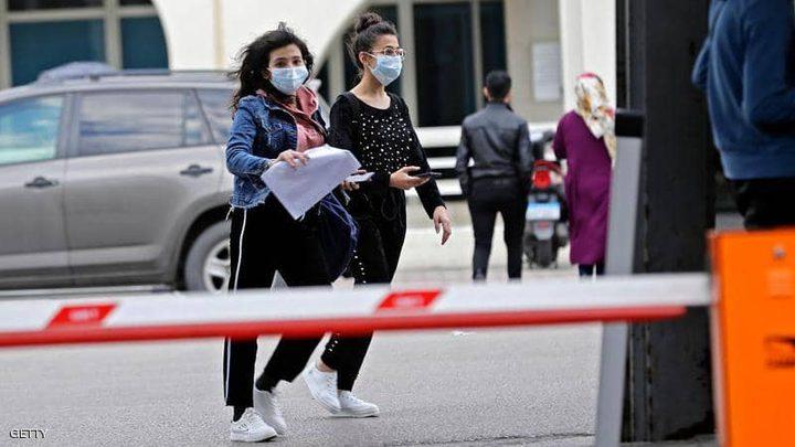 تسجيل 624 إصابة جديدة بفيروس كورونا في لبنان