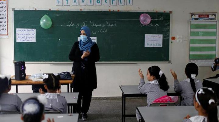 التربية: أعداد المصابين بالمدارس محدود والتعليم الوجاهي ضروري