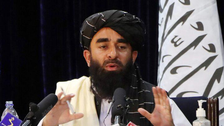 """""""طالبان"""" تعلن إغلاق الطريق المؤدي إلى المطار"""