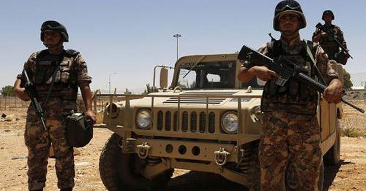 الأردن: القبض على متسلل من سوريا حاول دخول المملكة