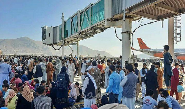 الولايات المتحدة تعلن إجلاء 58 ألف شخص من أفغانستان